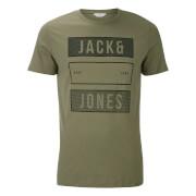 T-Shirt Core Trevor Jack & Jones -Vert