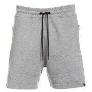Jack & Jones Men's Core Will Sweat Shorts - Light Grey Marl