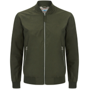 Jack & Jones Men's Originals Pacific Bomber Jacket - Khaki