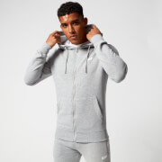 Sweat à Capuche Tru-Fit - XXL - Gris