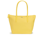 Lacoste Womens Small Shopping Bag  Yellow