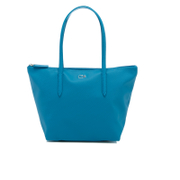 Lacoste Womens Small Shopping Bag  Blue