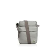 Lacoste Mens Crossover Bag  Grey