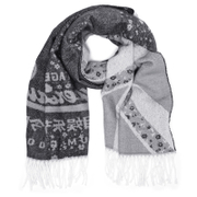 Superdry Women's Kaya Blanket Scarf - Grey