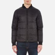 Luke 1977 Men's Liner Quilted Jacket - Jet Black