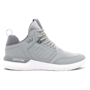 Supra Men's Method Trainers - Light Grey/White