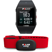 Polar V800 GPS Sports Watch with Heart Rate Monitor  Black