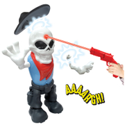 Skeleton Blast Action Figure