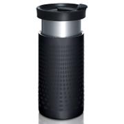 Bobble Presse Coffee Cup - Black