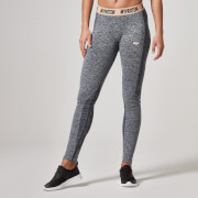 Myprotein Women's Seamless Leggings - Navy Marl