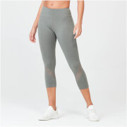 Heartbeat 7/8 Leggings