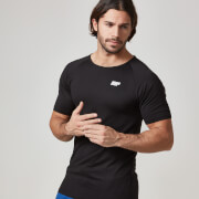 Myprotein Men's Core T-Shirt – Black