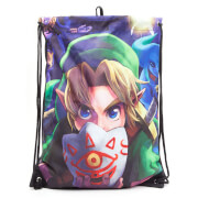 The Legend of Zelda (Majora's Mask) - Gym Bag