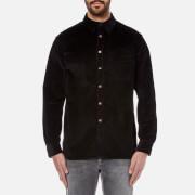 Nudie Jeans Men's Calle Cord Shirt - Black