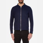 GANT Rugger Men's Textured Shirt Jacket - Evening Blue