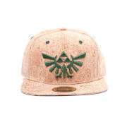 The Legend Of Zelda Snapback Cap (Cork)