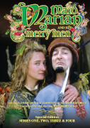 Maid Marian and Her Merry Men (The Complete BBC TV Series) Limited Edition DVD Box Set