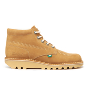 Kickers Men's Kick Hi Leather Boots - Tan