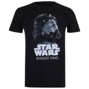 Star Wars Trooper Glare Heren T-Shirt - Zwart