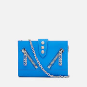 KENZO Women's Kalifornia Wallet on a Chain - Blue