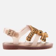 055b9e2dc49 67% Off Mini Melissa Jeremy Scott Toddlers  Flox Sandals - Nude