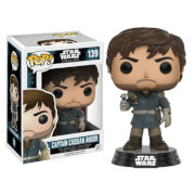 Figura Pop! Vinyl Bobble Head Capitán Cassian Andor - Rogue One Star Wars