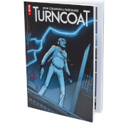 Turncoat Graphic Novel- Exclusive Cover Variant