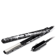 Corioliss Travel GoGo Silver Paisley Hair Straighteners