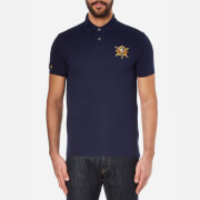Polo Ralph Lauren Mens Short Sleeve Polo Shirt  French Navy  S