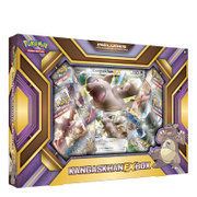 Pokémon Trading Card Game: Kangaskhan EX Box