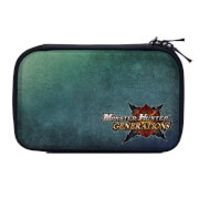 Nintendo 3DS XL Hard Pouch - Monster Hunter Generations