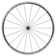 Campagnolo Khamsin Asymmetric G3 Clincher Wheelset - Black
