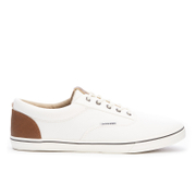 Jack & Jones Men's Vision Contrast Heel Pumps - Marshmallow