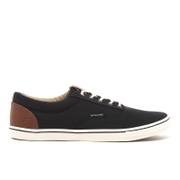 Chaussures Tennis Homme Jack & Jones Men Vision Mix - Gris Anthracite