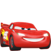 Image of Disney Cars 3D Wall Light - Lightning McQueen