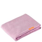 Aquis Long Hair Towel Lisse Luxe Desert Rose