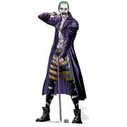 Silhouette en Carton Le Joker Suicide Squad