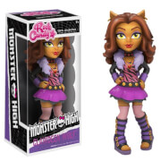 Figura Rock Candy Vinyl Clawdeen Wolf - Monster High