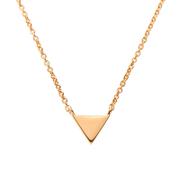 Missoma Women's Nexus Necklace - Gold