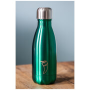 Mini Bouteille Thermos Chilly's -Vert