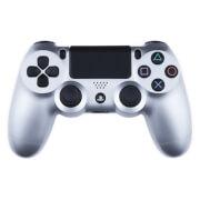 Manette PS4 Custom -Édition Argent Gloss