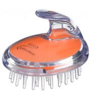 Kent Brushes Shampoo & Scalp Massage Brush - Orange