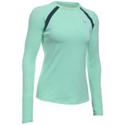 Under Armour Women's ColdGear Armour Crew Long Sleeve Shirt - Crystal