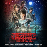 BO Stranger Things: Volume 2 -La Série Originale Netflix (2LP)