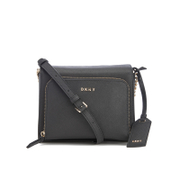 DKNY Women's Bryant Park Pocket Cross Body Bag - Black