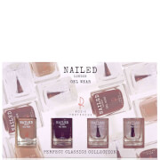 Nailed London With Rosie Fortescue Perfect Classics Collection 4 x 10ml (Worth £28)