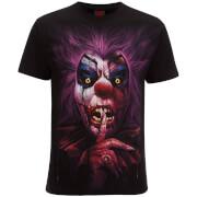 T-Shirt Homme Spiral Madcap -Noir