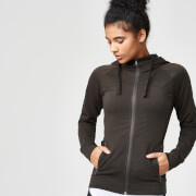 Superlite Slim Fit Zip Up Hoodie