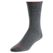 Pearl Izumi Elite Tall Wool Socks - Shadow Grey