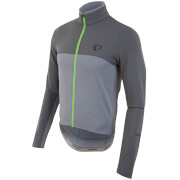 Pearl Izumi Select Thermal Jersey - Smoked Pearl/Monument